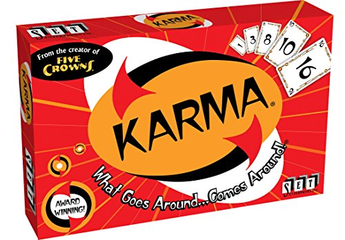 Karma Card Game (Card Table Games)
