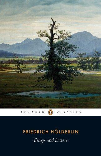 Essays and Letters. Friedrich Holderlin (Penguin Modern Classics)