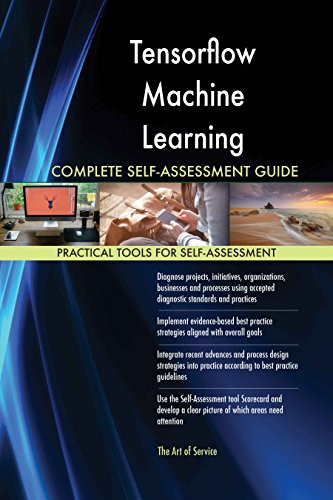 Tensorflow Machine Learning Toolkit: best-practice templates, step-by-step work plans and maturity diagnostics
