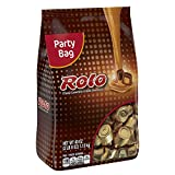 ROLO Gluten Free Chewy Caramels in Milk Chocolate, Halloween Candy, Individually Wrapped Candy, 40 Ounce Bag