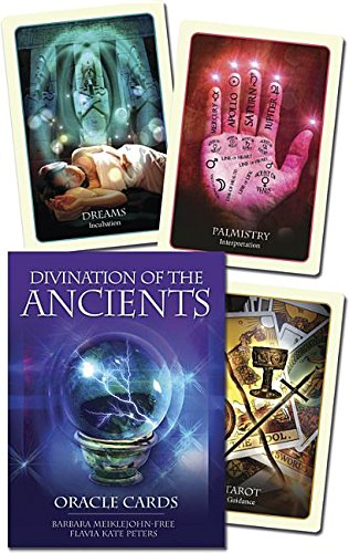 Free Oracle Cards - Divination of the Ancients