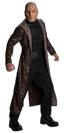 Star Trek - Deluxe Nero Costume - Standard  sc 1 st  Amazon.com & Amazon.com: Star Trek - Deluxe Nero Costume - Standard: Clothing