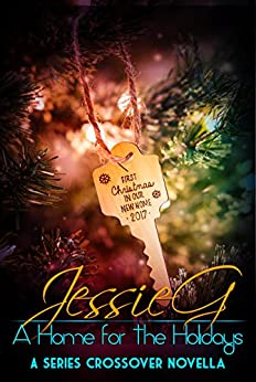 A Home for the Holidays (Sizzling Miami Book 9) by [G, Jessie]
