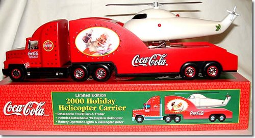 Coca Cola Toy Truck - 5
