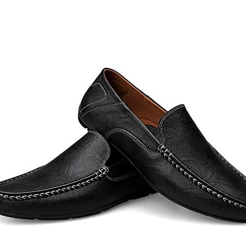 Zapatos de Hombre Zapatos Casual para Hombre Mocasines Antideslizantes Zapatos Slip-Ons de Conducción Zapatos Informales Zapatos Respirables: Amazon.es: ...
