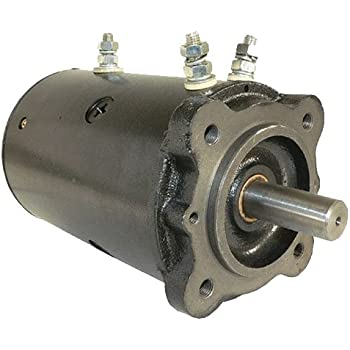 Amazon Com Db Electrical Lrw0001 Winch Motor For 12v