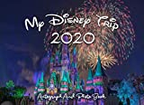 My Disney 2020 Autograph & Photo Book: Castle Capture all of the Disney magic in this autograph book with a double page for 45 character signatures ... including Disney World and Disneyland Parks.