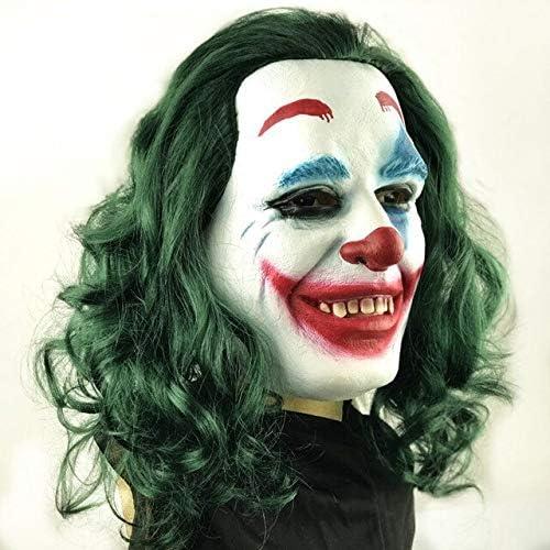 Penny Wise Clown Colorido Pelo Miedo Látex Payaso Pennywise ...