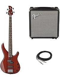 Shop Amazon Com Bass Guitar Beginner Kits