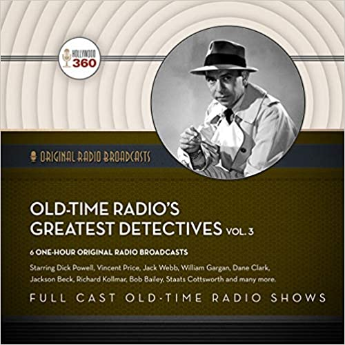 Black Eye Entertainment - Classic Radio's Greatest Detective Shows, Vol. 3