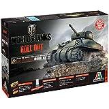 Italeri - I36503 - M4 Sherman World Of Tank