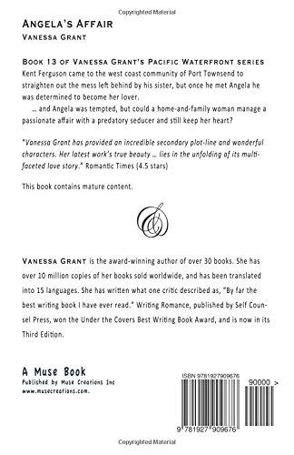 Angela's Affair (Pacific Waterfront Romances) (Volume 13): Vanessa