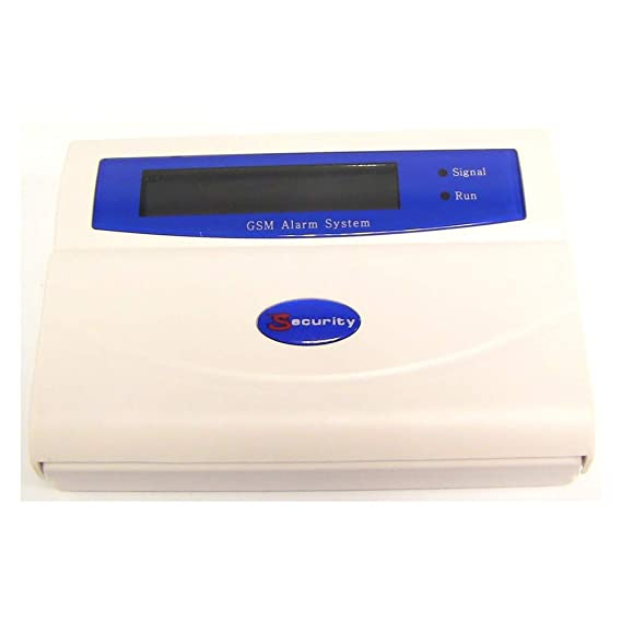 BeMatik - Alarma para gsm de 2 Bandas con Teclado tapado A ...
