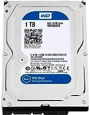 """Wester Digital WD10EZEX HDD Interno da 1 TB, Connettività: SATA, Dimensioni: 3.5"""", Argento"""