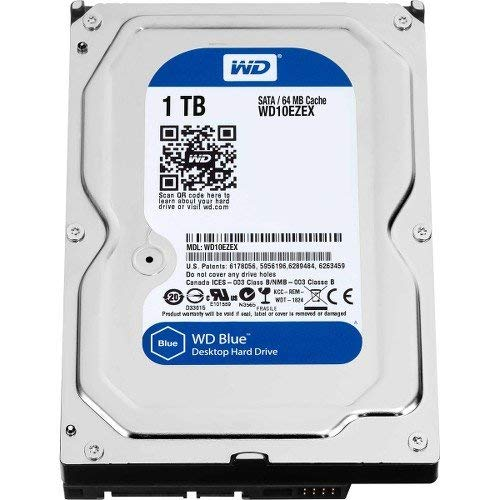 Western Digital Blue 1000GB Serial ATA III hard disk, used for sale  Delivered anywhere in Canada