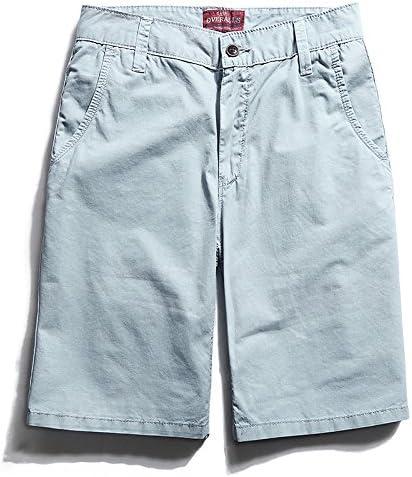 WDDGPZ Pantalones Cortos De Playa/Desgaste De Verano Mens Shorts para Carga Macho Recto Casual Pantalones Cortos En Algodón Pantalón Corto Hombre Ropa Masculina 805,Gris,31: Amazon.es: Deportes y aire libre
