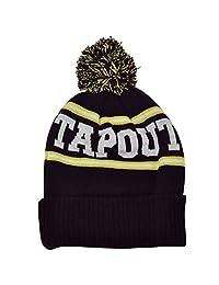 Tapout - Logo Pom Pom Knit Hat