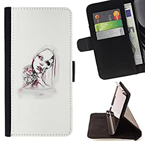 Jordan Colourful Shop - Android Woman For HTC One M7 - Leather Case Absorci???¡¯???€????€????????????&rs