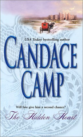 By Candace Camp The Hidden Heart (1st First Edition) [Mass Market Paperback] pdf epub