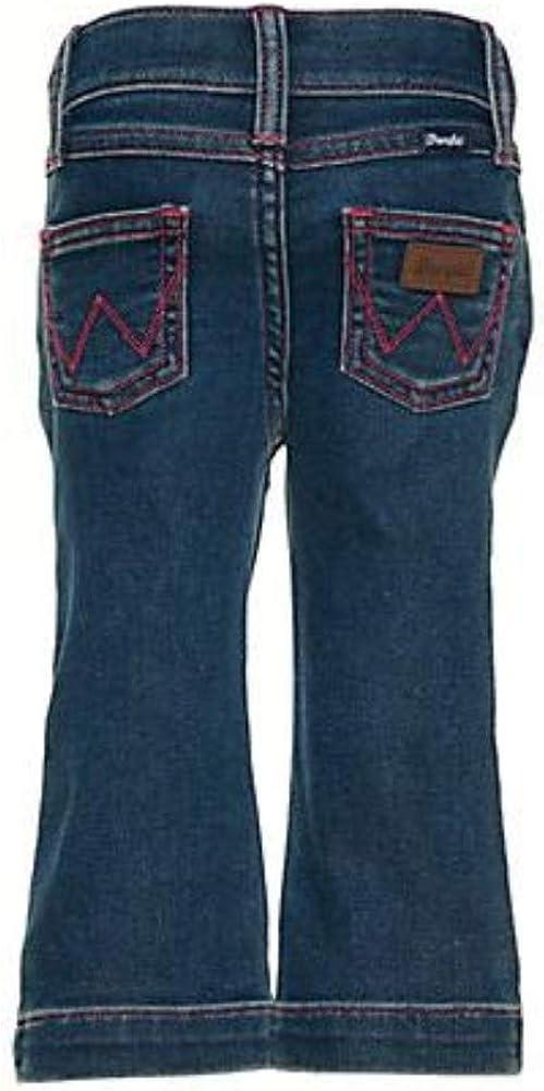 Wrangler Baby Medium Wash Trouser Jeans