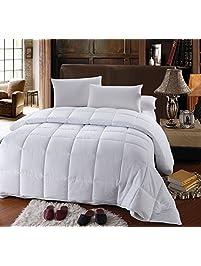 royal hotelu0027s king size comforter duvet insert - Down Comforters