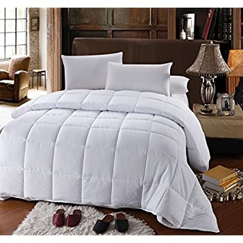 Amazon.com: Royal Hotel's Full / Queen Size Down-Alternative ...