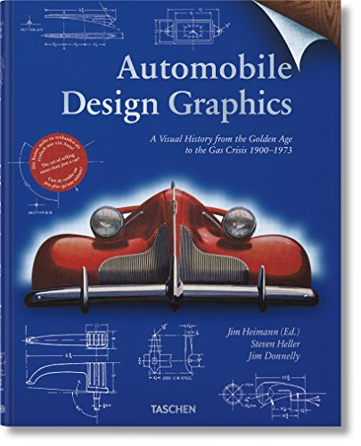Automotive Design - Automobile Design Graphics (French Edition)