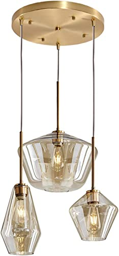 MoreChange Vintage Pendant Ceiling Lighting