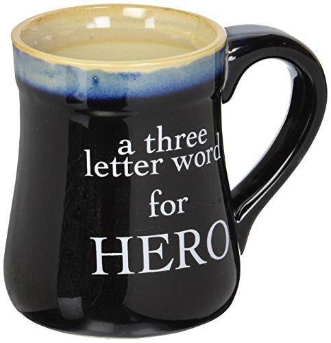 Porcelain Dad Coffee Mug - Navy -