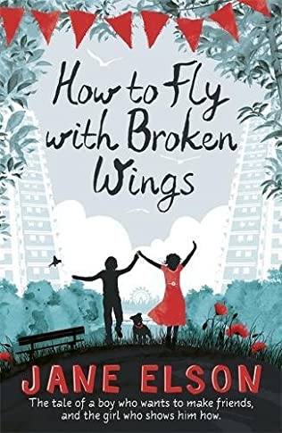 book cover of How to Fly with Broken Wings
