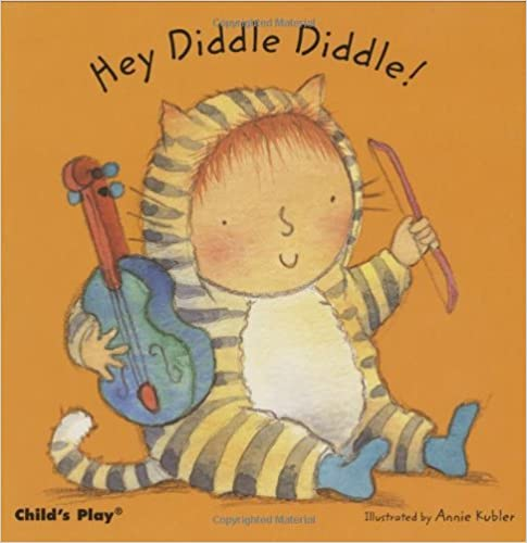 Hey Diddle Diddle! (Baby Board Books)