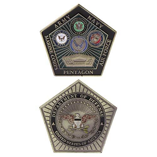 (Coin Russia - Commemorative Coin American Army Marine Pentagon Collection Arts Gifts Souvenir - Coin Coin Coin Coin Military 911 Police Us Coin Custom Coin Coin Coin Corp Spirit Gold Medal)