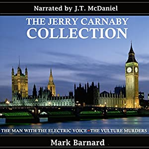 The Jerry Carnaby Collection Audiobook