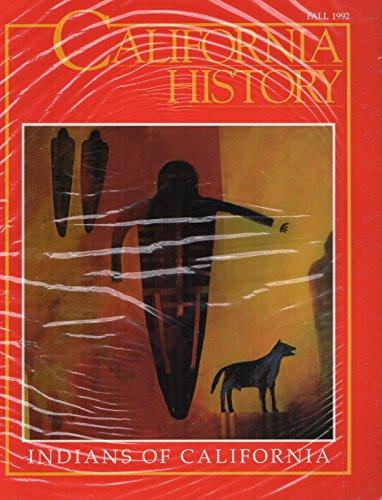 California History Indians of California Fall 1992