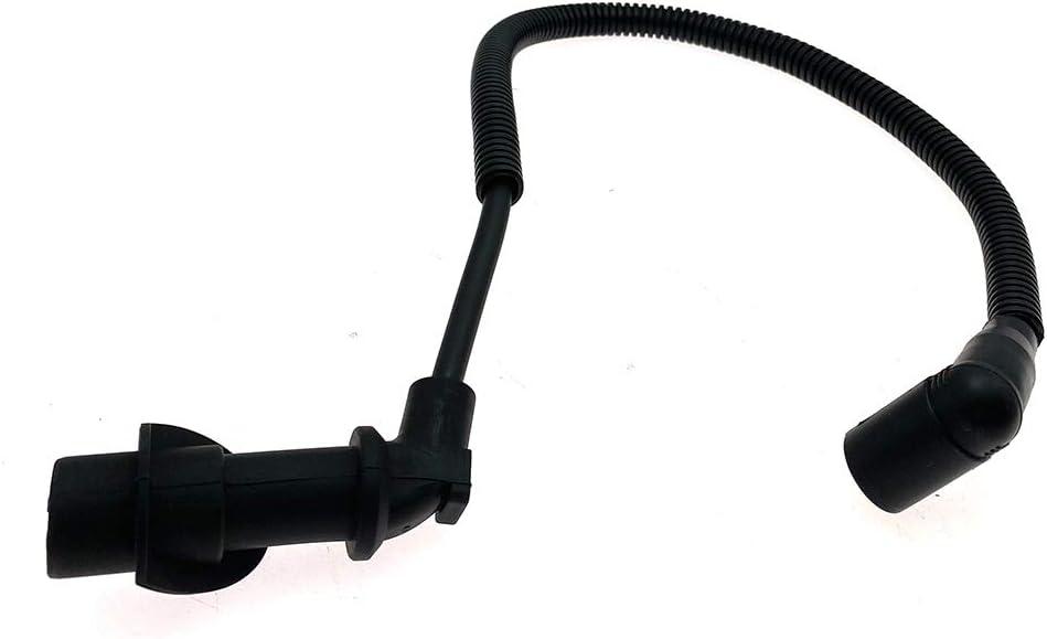 2 Pcs Ignition Coil Spark Plug Wire Cap for Polaris Sportsman Ranger 700 800 Crew RZR 800 Replace 4012439 4011060 4011059 4010909 4011364 4011365