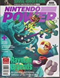 Nintendo Power Magazine October 2012 (Rayman Legends)