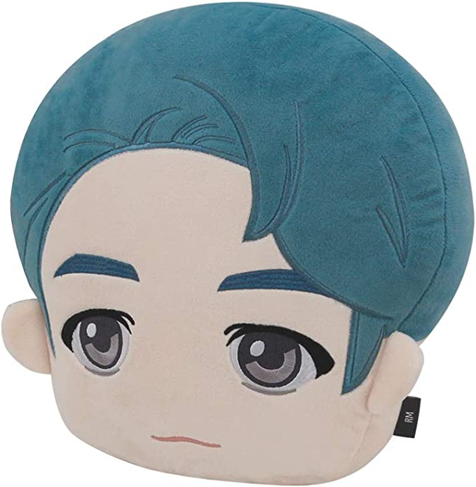 NARA HOME DECO BTS Character Official Merchandise BTS Character Face Cushion j-Hope