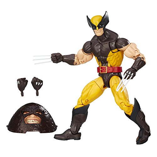 Marvel 6 Inch Legends Series Wolverine Figure
