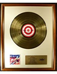 The Lettermen The Best Of LP Non RIAA Gold Record Award Capitol Records