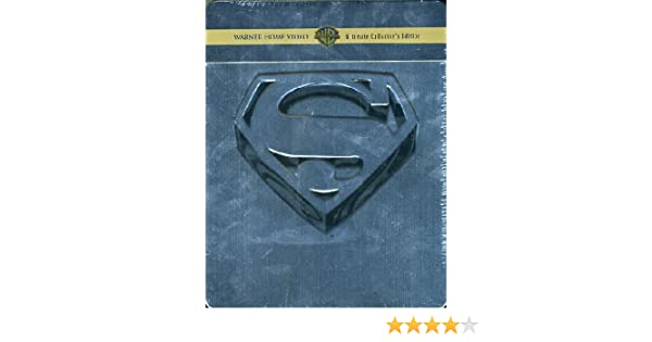 Superman Ultimate Collectors Edition 13 Dvd Italia: Amazon.es: Ned Beatty, Kate Bosworth, Marlon Brando, Jim Broadbent, Jackie Cooper, Jeff East, ...