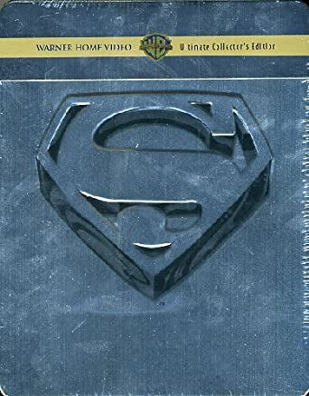 Superman Ultimate Collectors Edition (13 Dvd) [Italia]