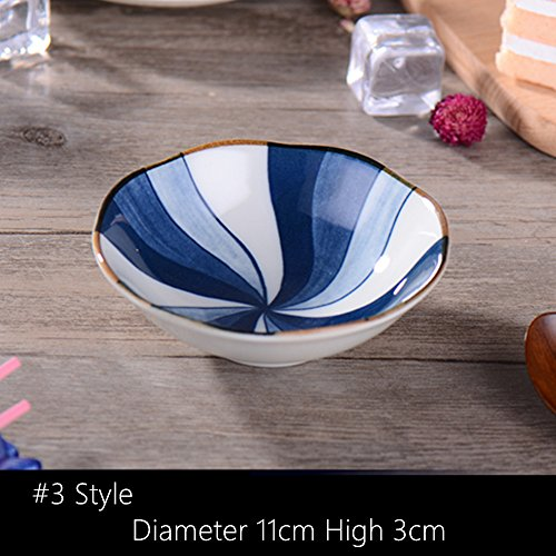 2PCS Original Japan Imported Dipping Dish of Soy Sauce Se...