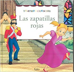 Las zapatillas rojas (Teatro Cuentos): Amazon.es: Cardona Studio, Natalia Molero: Libros