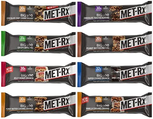 MET-Rx Big 100 Colossal Protein Bar