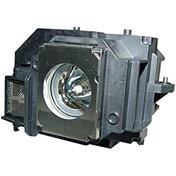Original OEM Bulb Inside Lytio Premium for Epson ELPLP53 Projector Lamp with Housing V13H010L53