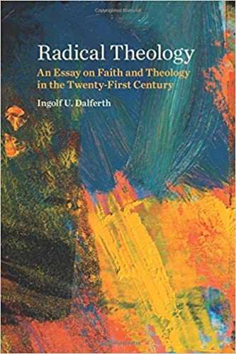 radical theology an essay on faith and theology in the