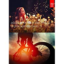 Adobe Photoshop Elements 15 and Premiere Elements 15 Multi-Platform