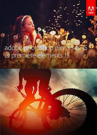Adobe Photoshop Elements 15 & Premiere Elements 15 [Mac Download]