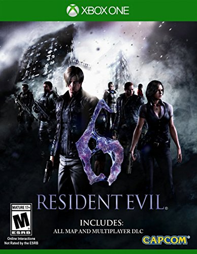 [Resident Evil 6 - Xbox One] (Re6 Costumes Dlc)