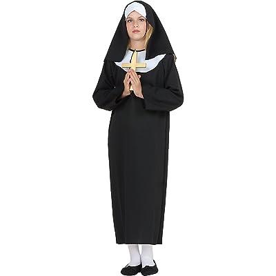 RG Costumes LIL Sister Nun Kids Costume: Toys & Games [5Bkhe0902540]